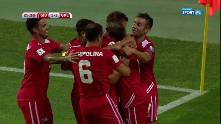 2016-09-06 Pięknym za nadobne! Gol życia skrzydłowego Gibraltaru!