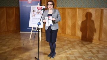 """24-02-2016 11:22 """"Rodzice, macie wybór!"""" Podręcznik MEN ws. edukacji sześciolatków"""