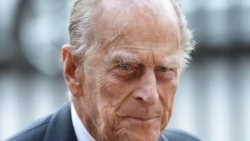 22-06-2017 11:57 Wielka Brytania: książę Filip wyszedł ze szpitala