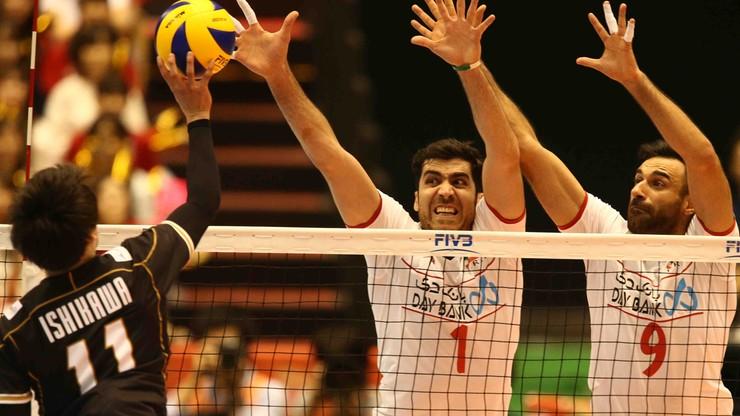 Turniej w Tokio: Iran pokonał Japonię po zaciętym boju