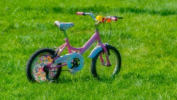 Bezdomny kradł dziecięce rowerki, właścicielka komisu podrabiała na nie dokumenty