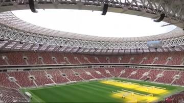 Już niemal wszystko gotowe. Rosjanie przygotowują się na przyszłoroczny mundial