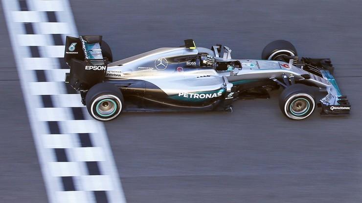 F1: Hiszpańskie treningi dla Vettela i Rosberga