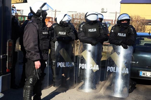 Biegli: policjanci niewinni tragedii w Legionowie