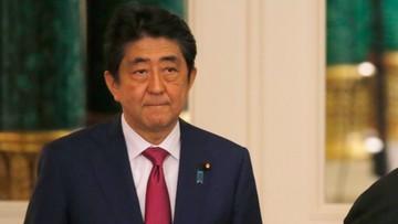 """02-05-2017 08:19 Premier Japonii zapowiada """"historyczny krok"""" ku zmianie konstytucji"""