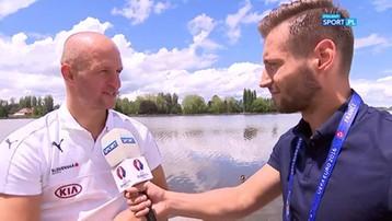 2016-06-19 Mucha: Na Euro 2016 kibicuję... Polakom!