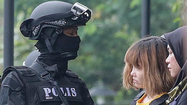 Dwie kobiety oskarżone o spowodowanie śmierci Kim Dzong Nama