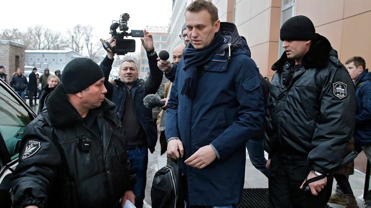 Ponowny proces Nawalnego. Wyrok 6 lutego
