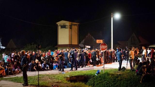 Słowenia oskarża Chorwację o łamanie zasad UE