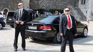 Spotkanie BOR z Secret Service. Omawiano zabezpieczenie wizyty Trumpa