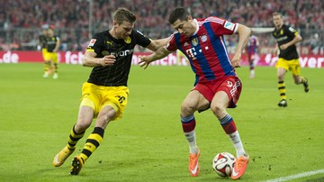 2016-11-18 Borussia - Bayern. Klasyk Bundesligi w Dortmundzie