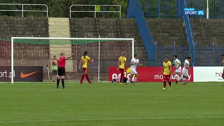2016-08-23 Medyk Konin - Breznica Pljevlja 9:0. Skrót meczu