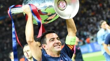 2017-02-21 Barcelona wydała 120 milionów euro chcąc zastąpić Xaviego