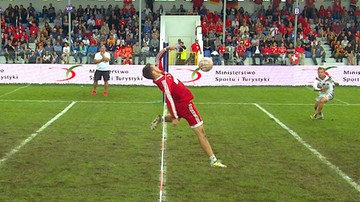 2017-07-25 Kontrowersje w finale fistballu! Czy Szwajcar dotknął siatki? (WIDEO)