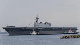 Japonia wysyła śmigłowcowiec na wspólne ćwiczenia z lotniskowcami USA