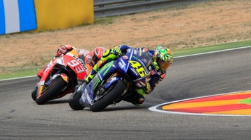2017-09-23 MotoGP w Aragonii: Sesja treningowa i kwalifikacje
