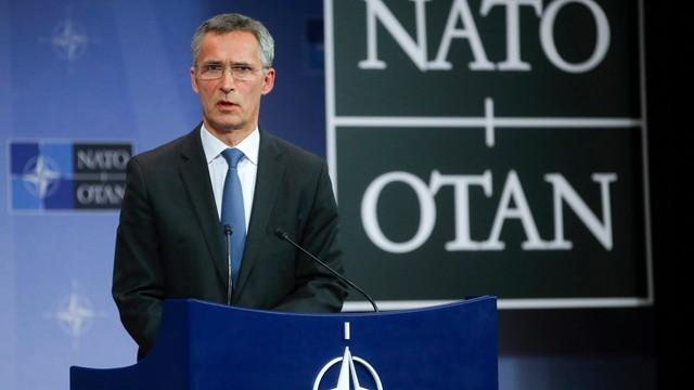 NATO apeluje o spokój i deeskalację po zestrzeleniu rosyjskiego samolotu