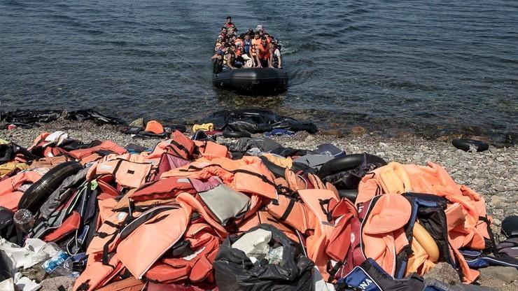 Ciała 16 migrantów znaleziono na libijskiej plaży
