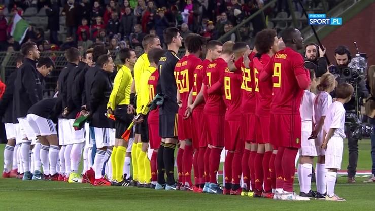 Belgia - Meksyk 3:3. Skrót meczu