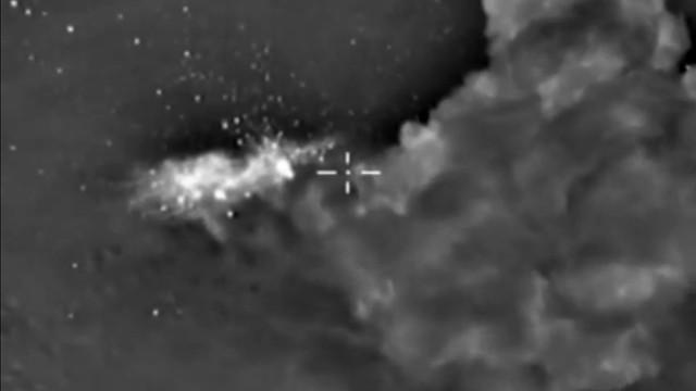 Syria: rosyjskie lotnictwo zbombardowało 55 celów Państwa Islamskiego