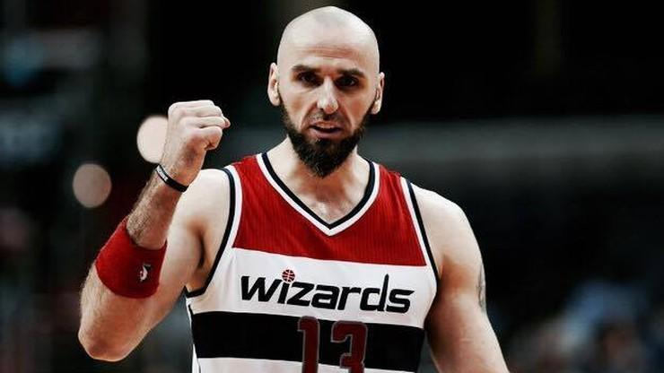 Gortat imponuje skutecznością. Jest w czołówce NBA