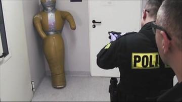 Nie jest określone, ile razy można użyć paralizatora - rzecznik Komendanta Głównego Policji