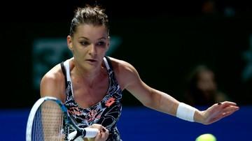 2017-01-05 WTA Shenzhen: Nieoczekiwana porażka Radwańskiej. Polka nie obroni tytułu