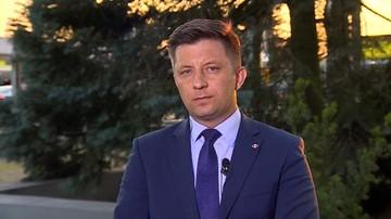 """2017-08-15 """"Oczywista uwaga skierowana do opozycji totalnej"""" Wiceminister Dworczyk o słowach prezydenta Dudy"""