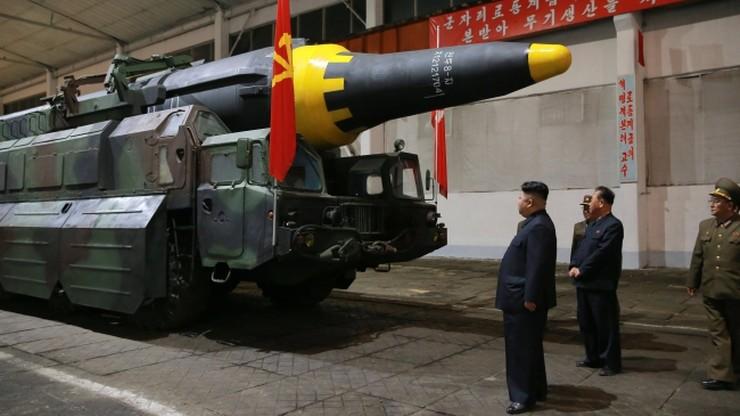"""Amerykański dowódca: działania Korei Płn. """"przepisem na katastrofę"""""""
