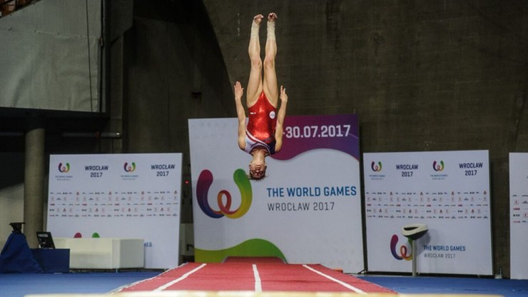 The World Games: Akrobatyczny show must go on