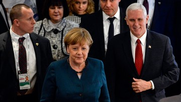 18-02-2017 10:18 Wiceprezydent USA: Rosja musi respektować porozumienia pokojowe z Mińska
