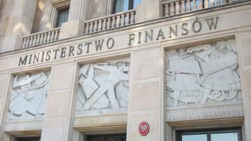 Ministerstwo Finansów: 4,9 mld zł nadwyżki budżetu