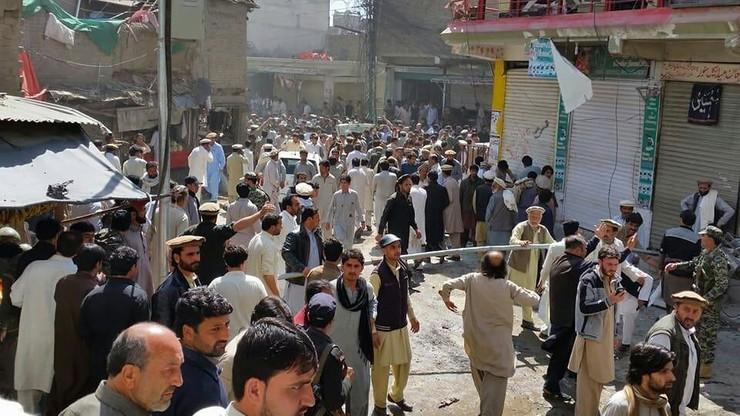 22 zabitych w zamachu bombowym w Pakistanie
