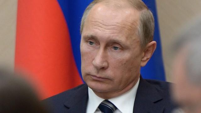 Dekret Putina zakazuje przewozów obywateli do Egiptu drogą powietrzną