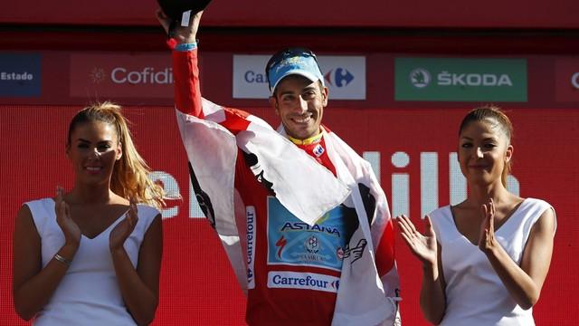 Vuelta a Espana - Majka awansował na 3. miejsce w klasyfikacji generalnej