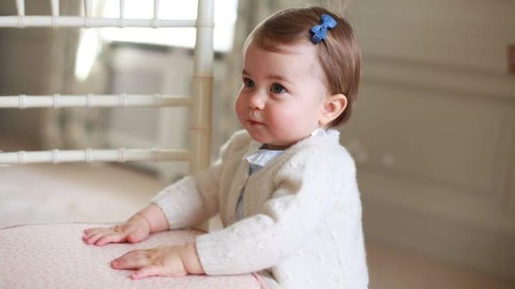 Zdjęcie opublikowane z okazji pierwszych urodzin księżniczki.