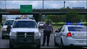 17-07-2016 21:10 USA: znów strzały w Baton Rouge. Są zabici i ranni. Trwa obława