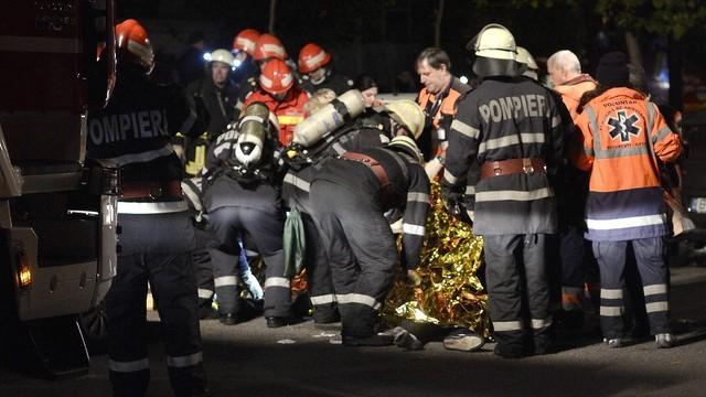 Rumunia: aresztowano trzech właścicieli klubu, w którym wybuchł pożar