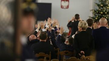 16-12-2016 23:09 Sejm uchwalił tzw. ustawę dezubekizacyjną