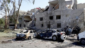 02-07-2017 09:34 Zamach samobójczy w centrum Damaszku. Są ofiary