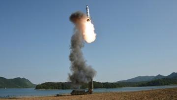 29-05-2017 05:14 Korea Płn. wystrzeliła rakietę krótkiego zasięgu