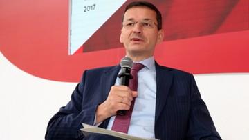 08-09-2017 12:29 Morawiecki nie spodziewa się zmiany ratingu Polski przez agencję Moody's