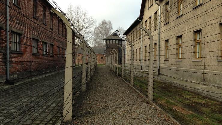 Zabrali przedmioty z Muzeum Auschwitz. Kary grzywny dla dwóch Anglików