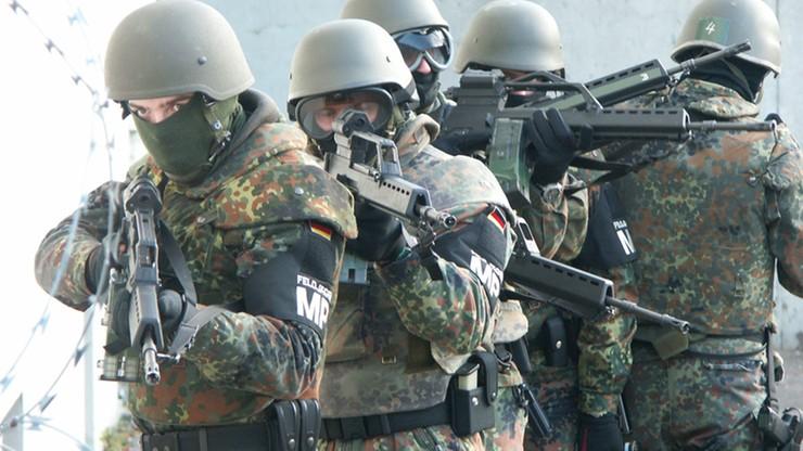 Niemcy: kolejny skandal w oddziale komandosów KSK