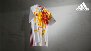 2015-11-13 Zaprezentowano wyjazdowe koszulki na Euro 2016 we Francji!