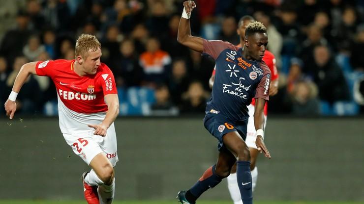 AS Monaco tylko zremisowało z Montpellier. Cały mecz Glika
