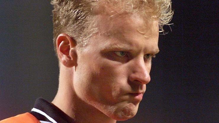 Bergkamp piłkarzem ćwierćwiecza