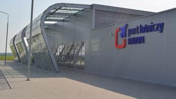 11-01-2016 19:19 Lotnisko w Radomiu planuje rozbudowę