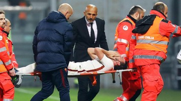 2016-10-27 Florenzi jak Milik. Ten sam lekarz zoperuje zerwane więzadła