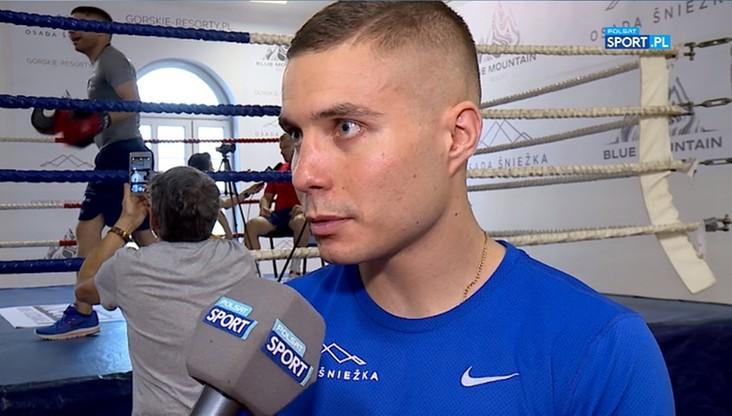 Wierzbicki: Już czuć atmosferę Polsat Boxing Night